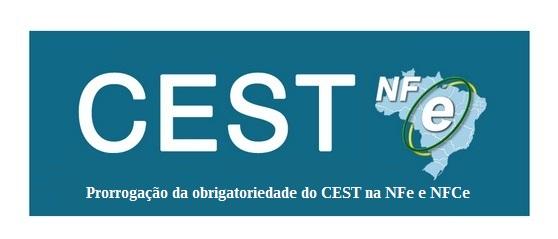 Código CEST – Novo Cronograma de Obrigatoriedade